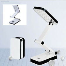 A9A0 30 LED SMD Portable Foldable Rechargeable Desk Table Light Lamp 4AAA/USB