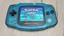 Game Boy Advance GBA  mit einem iPS V2 Backlight LCD