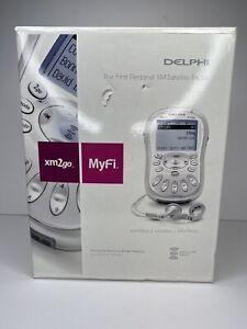 RARE!!! DELPHI The First Personal XM Satellite Radio