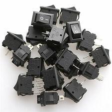10x EIN / AUS Wippschalter Switch Mini Automotive Für Auto/LKW/House-Use