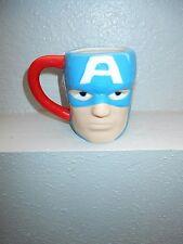 Captain America Ceramic Coffee Mug