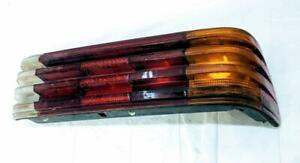 Mercedes Benz W116 Passenger Right RH Tail Light Lamp Assembly OEM Used 300SD