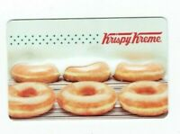 Krispy Kreme Gift Card - Glazed Doughnuts - No Value - I Combine Shipping
