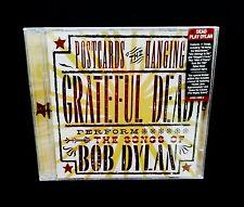 Grateful Dead Postcards of the Hanging Bonus Disc CD Bob Dylan Songs 2-CD New