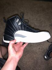 f5f993994e08 GREAT CONDITION 2012 Nike Air Jordan 12 XII OG Playoff Black White Sz. 8.5