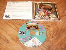 Mahjong Towers Eternity PC CD-ROM MumboJumbo Big Fish 2006 Windows 98SE/2000/XP