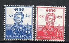 IRELAND MNH 1957 The 100th Anniversary of the Death of Admiral William Brown