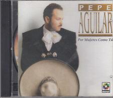 Pepe Aguilar : Por Mujeres Com Tu CD Latin Mariachi FASTPOST