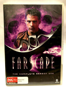 FARSCAPE THE COMPLETE SEASON ONE. 6 DISC SET. DVD