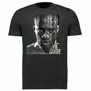 Manchester City Men's T-Shirt Yaya Toure Farewell Football T-Shirt - New