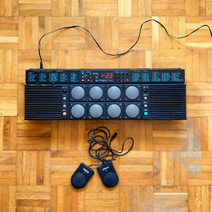 Yamaha DD-10 Vintage Drum Machine (1988)! With MIDI, Triggers L+R and p.supply!