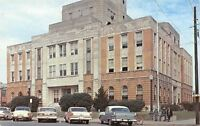Meridian Mississippi~Lauderdale County Court House~NICE 1950s Cars~Old Guys