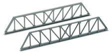 Peco N Gauge Track, layout Plastic Kit No:NB-38 Truss Girder Brdge Sides.