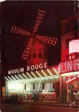 Br14097 Le Moulin Rouge Paris France