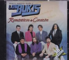 Marco Antonio Solis  y Los Bukis Romanticos de Corazon CD New Nuevo Sealed