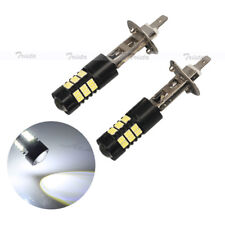 2pc 54 LED HID White H1 Car HeadLight Fog DRL Driving Light 6000K Bulbs Lamp 12V