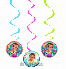 Moana Baby Birthday Party Supplies Swirl Decorations