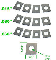 EMPI 21-2310 ROCKER ARM STAND SHIMS KIT X4 .015, .030, .060 EA VW BUGGY BUG GHIA