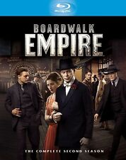 Boardwalk Empire - Season 2 HBO Blu-ray 2012 Steve Buscemi Brand New Sealed