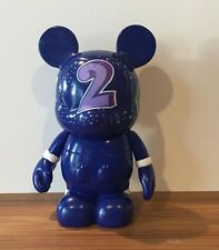 "Disney Vinylmation 3"" - Park Icon 2011 Series - Dark Blue"