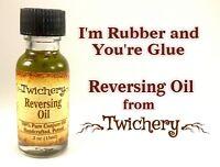 REVERSING OIL, Fast Karma, Reverse Curses, Jinxes, Hexes FAST, Hoodoo, Wicca,