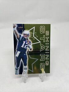 2003 Fleer Mystique GOLD Shining Stars Tom Brady 23/47 #7SS RARE Gold Prizm