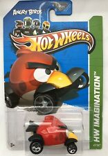 2014 Hot Wheels - Angry Birds #82 - Red Bird - New