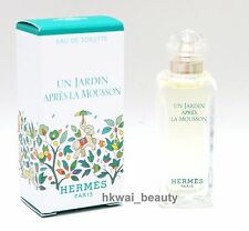 Hermes Paris Un Jardin Apres La Mousson Eau De Toilette For Women Mini 7.5ml