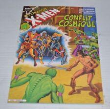 X-MEN : Conflit Cosmique French Comic Book SEMIC 1982