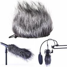 Fur Microphone Wind Shield Cover Windscreen for Sony D50 H4N H2N Zoom Recorder