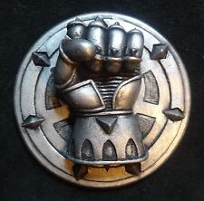 40k Space Marines Imperial Fist chapter pin