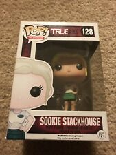 FUNKO POP SOOKIE STACKHOUSE TRUE BLOOD TV #128 RETIRED VAULTED HBO NEW not mint