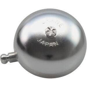 Crane Karen Bicycle Bell - Silver
