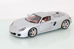AUTOart 78041 1:18 Millenium Porsche Carrera GT silber Die-Cast-Modell (A78) o.