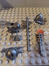Lego Custom City Watch Minifigure Accessory Pack Medieval Castle Fantasy