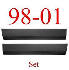 98 01 Dodge Front Quad Cab Lower Door Skin SET, Truck Club Cab 4 Door Ram