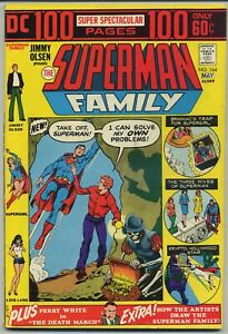 Superman Family 164 First Issue High Grade
