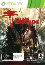 Dead Island Riptide Xbox 360 Game  New & Sealed Australian Retail Version