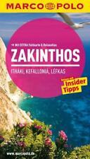 !! Zakinthos 2014 UNGELESEN  + Karte Marco Polo Griechenland Lefkas Kefallonia