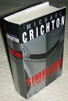 Michael Crichton  -  Timeline - Ai confini del tempo