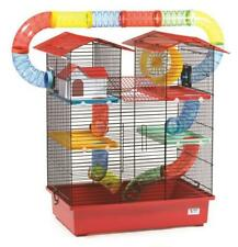 Large Hamster Cage Towers Mice Mouse Wheel House Tubes Water Bottle Pet Mouse