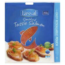 Tassal Smoked Tassie Salmon 250 gram
