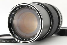 【 EXCELLENT+++++ 】OLYMPUS OMSYSTEM ZUIKO AUTO-ZOOM 75-150mm F/4 LENS from Japan