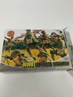 Airfix 1:72 Scale Military Figures WWll Japanese Infantry Lot Ho Scale N3 A01718