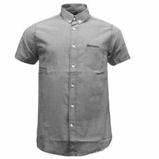 Lambretta Men's Regular Cotton Blend Casual Shirts & Tops