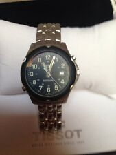 Tissot Military Gmt Alarm Bodyguard 5110 Swiss 30m Discontinue