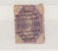 Tasmania QV 1879 6d Lilac Chalon SG122 Used J6228