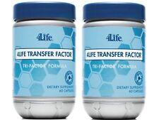 2 pc combo 4life Transfer Factor Tri-Factor Formula. Balances the Immune System