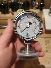 "Wika Pressure Gauge 2"" Sanitary"