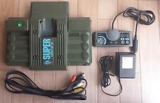 PC Engine Super Grafx Console set NEC JPN Tested&working